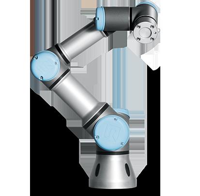 Positronics - UR3 + Robotiq