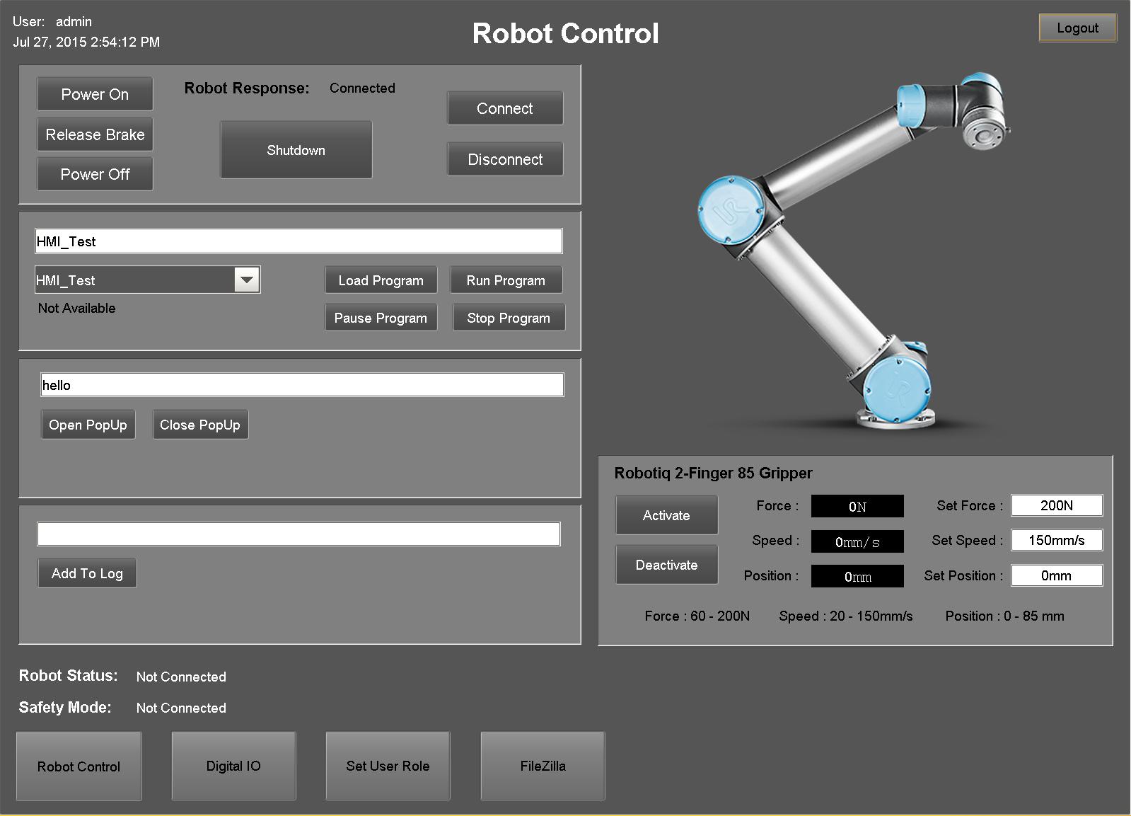 Positronics - Universal Robots